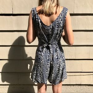 Dresses & Skirts - Worn once one of a kind retro romper